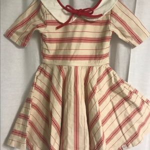 Omi Jo Christmas Dress, Size 2